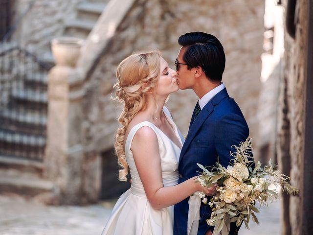 Il matrimonio di Chai e Alessandra a Pontremoli, Massa Carrara 45