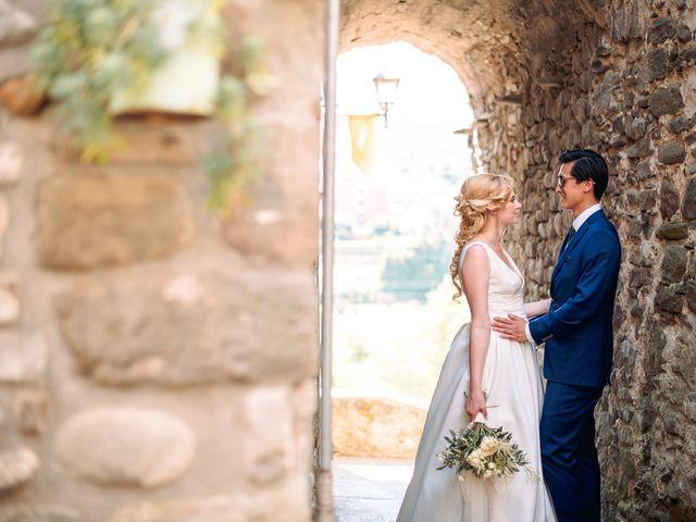 Il matrimonio di Chai e Alessandra a Pontremoli, Massa Carrara 46