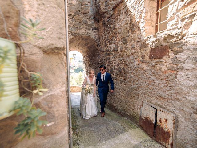 Il matrimonio di Chai e Alessandra a Pontremoli, Massa Carrara 47