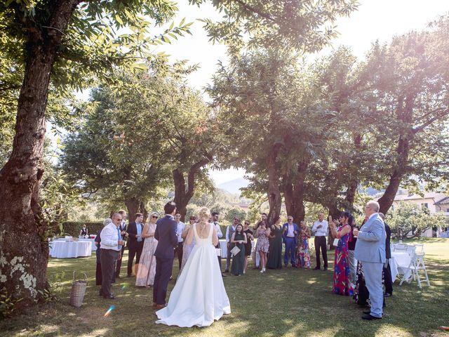 Il matrimonio di Chai e Alessandra a Pontremoli, Massa Carrara 53