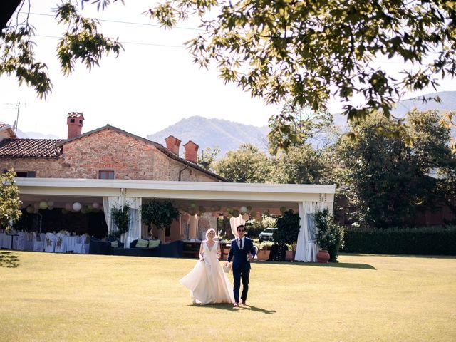 Il matrimonio di Chai e Alessandra a Pontremoli, Massa Carrara 54