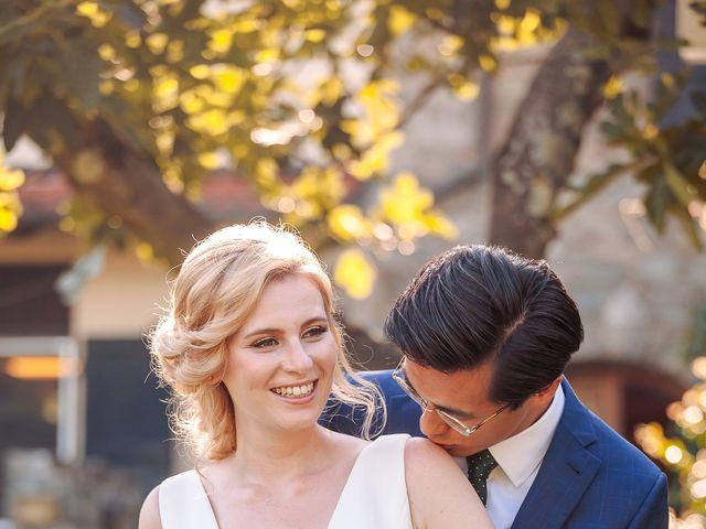 Il matrimonio di Chai e Alessandra a Pontremoli, Massa Carrara 57