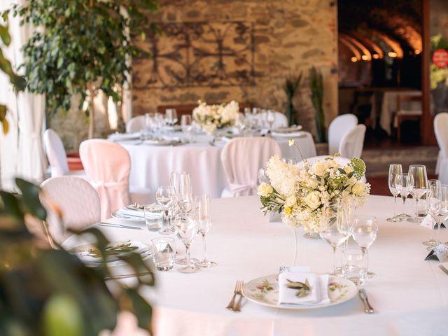 Il matrimonio di Chai e Alessandra a Pontremoli, Massa Carrara 65