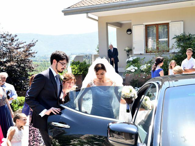 Il matrimonio di Giorgio e Roberta a Roma, Roma 5