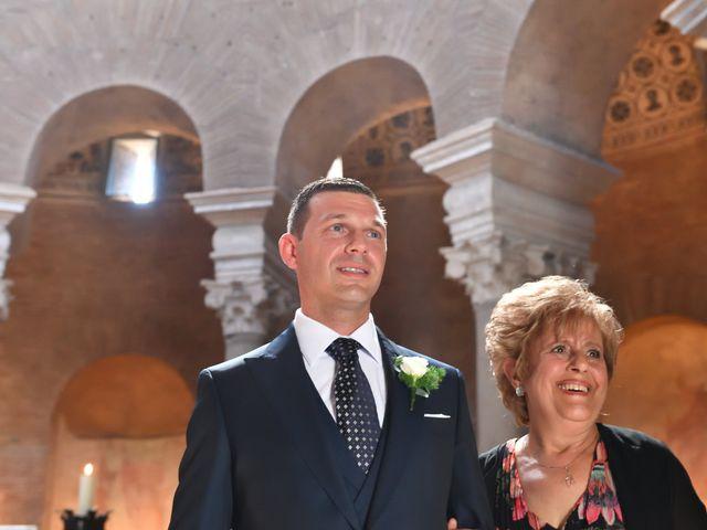 Il matrimonio di Giorgio e Roberta a Roma, Roma 6