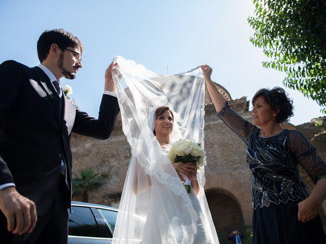 Il matrimonio di Giorgio e Roberta a Roma, Roma 7