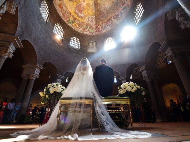 Il matrimonio di Giorgio e Roberta a Roma, Roma 8