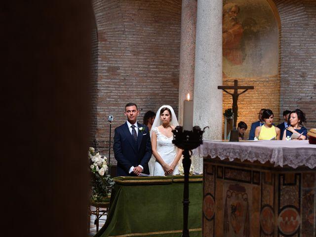 Il matrimonio di Giorgio e Roberta a Roma, Roma 9