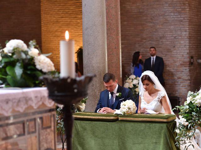 Il matrimonio di Giorgio e Roberta a Roma, Roma 10