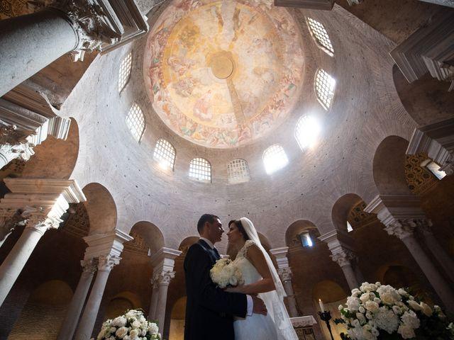Il matrimonio di Giorgio e Roberta a Roma, Roma 1