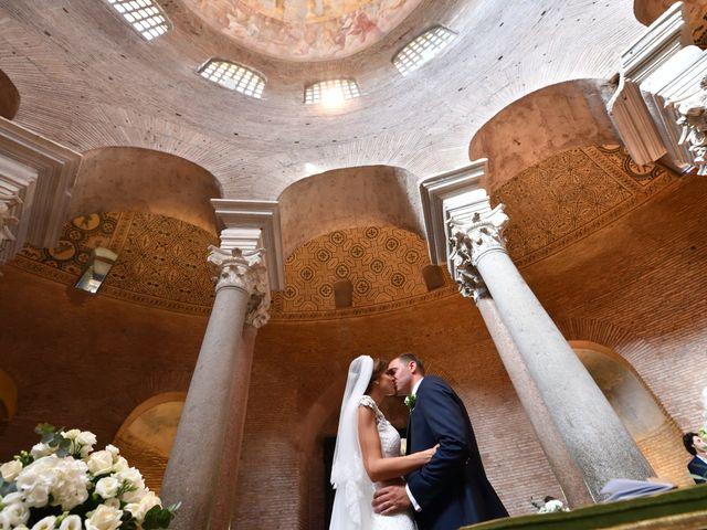 Il matrimonio di Giorgio e Roberta a Roma, Roma 11