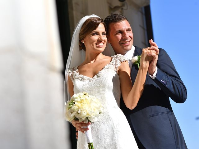 Il matrimonio di Giorgio e Roberta a Roma, Roma 12