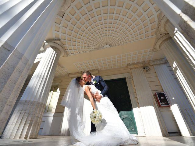 Il matrimonio di Giorgio e Roberta a Roma, Roma 13