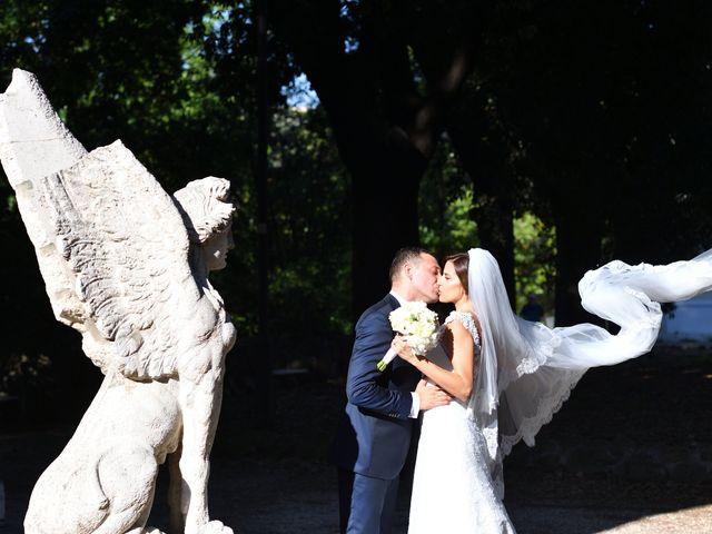 Il matrimonio di Giorgio e Roberta a Roma, Roma 16