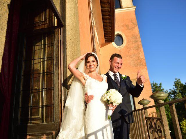 Il matrimonio di Giorgio e Roberta a Roma, Roma 27