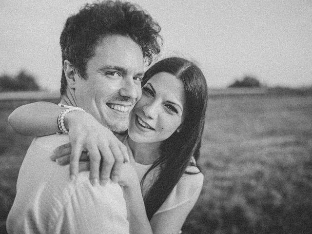 Il matrimonio di Simone e Daniela a Vasto, Chieti 2