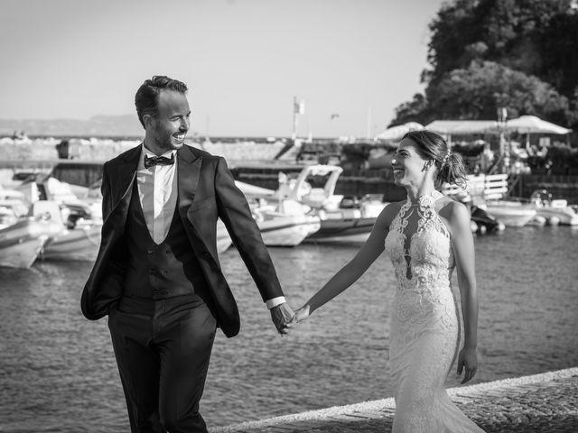 Il matrimonio di Luisa e Antonio a Bacoli, Napoli 1