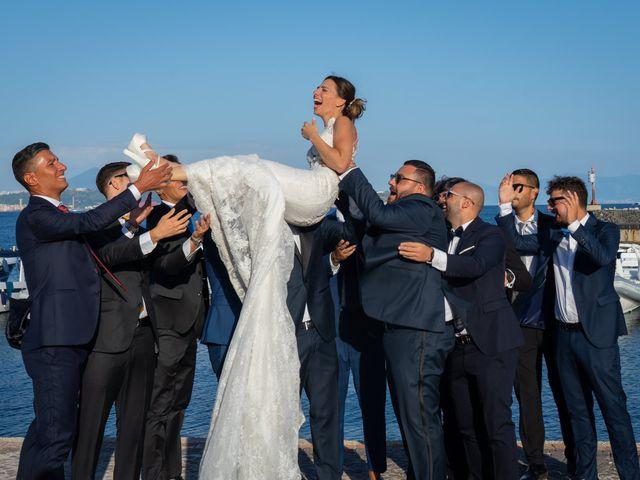 Il matrimonio di Luisa e Antonio a Bacoli, Napoli 18
