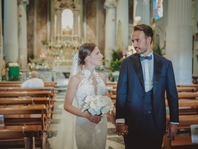 Il matrimonio di Luisa e Antonio a Bacoli, Napoli 86