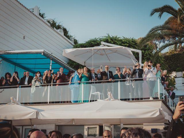 Il matrimonio di Luisa e Antonio a Bacoli, Napoli 92