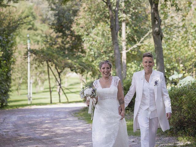 Il matrimonio di Michlea e Paola a Montichiari, Brescia 10
