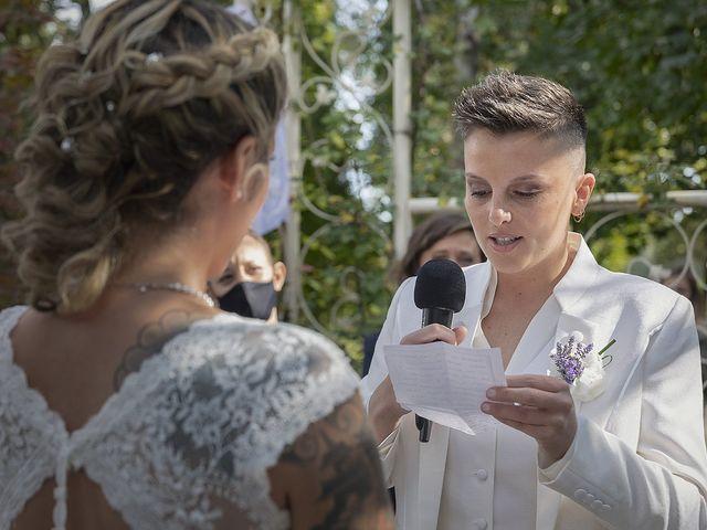 Il matrimonio di Michlea e Paola a Montichiari, Brescia 16