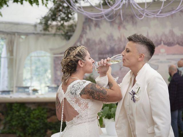 Il matrimonio di Michlea e Paola a Montichiari, Brescia 23