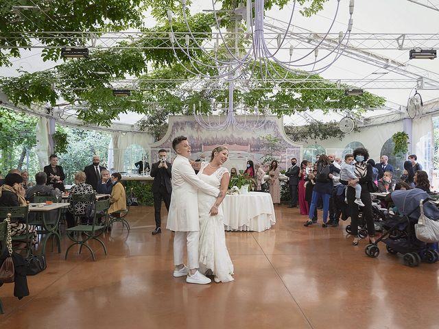 Il matrimonio di Michlea e Paola a Montichiari, Brescia 24