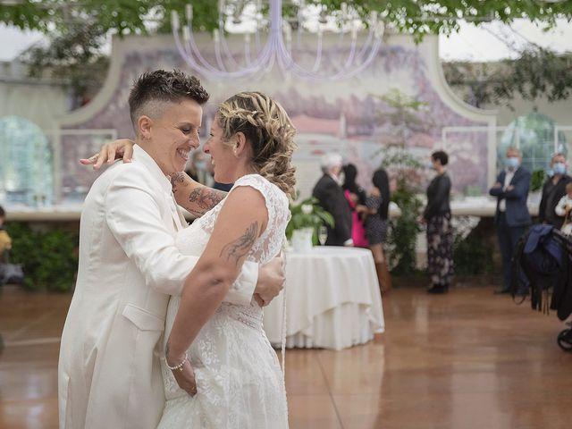 Il matrimonio di Michlea e Paola a Montichiari, Brescia 25