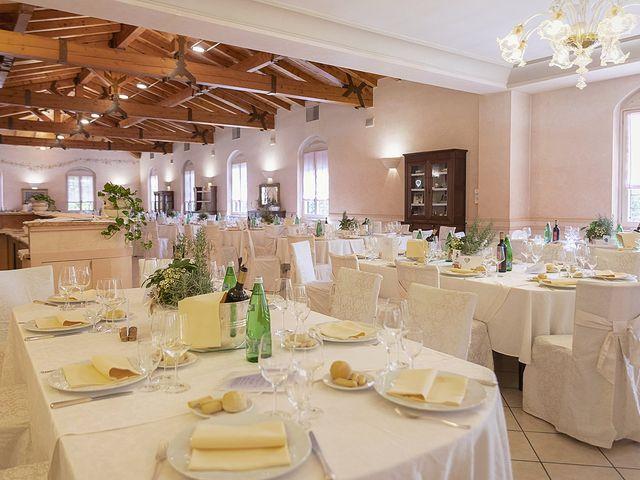 Il matrimonio di Michlea e Paola a Montichiari, Brescia 26