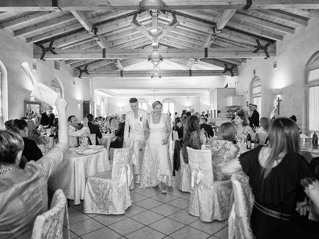 Il matrimonio di Michlea e Paola a Montichiari, Brescia 28
