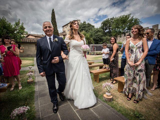 Il matrimonio di Alessandro e Lara a Firenze, Firenze 19