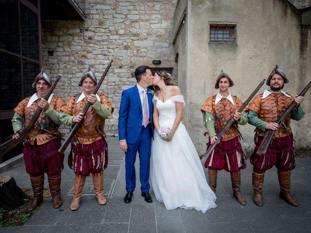 Il matrimonio di Alessandro e Lara a Firenze, Firenze 37