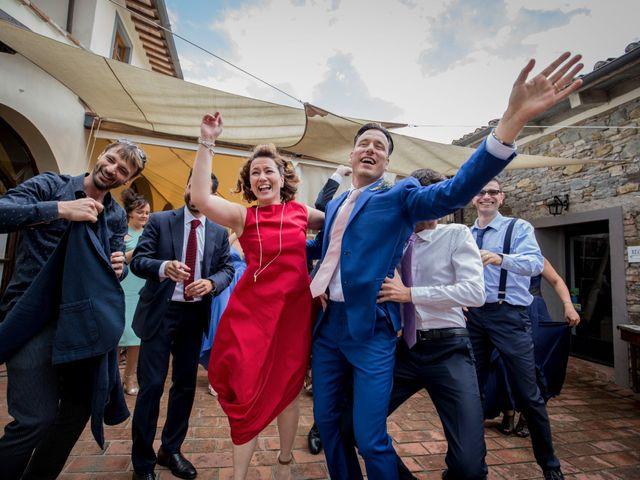 Il matrimonio di Alessandro e Lara a Firenze, Firenze 55