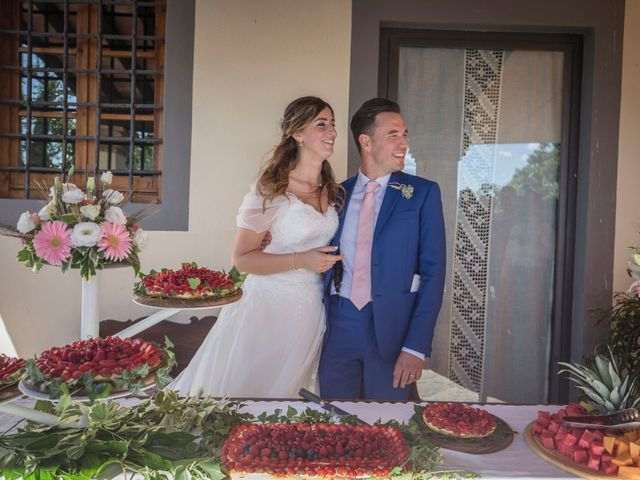 Il matrimonio di Alessandro e Lara a Firenze, Firenze 59