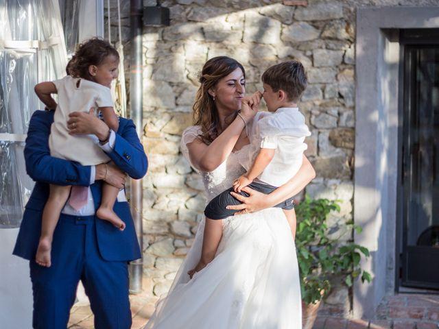 Il matrimonio di Alessandro e Lara a Firenze, Firenze 70