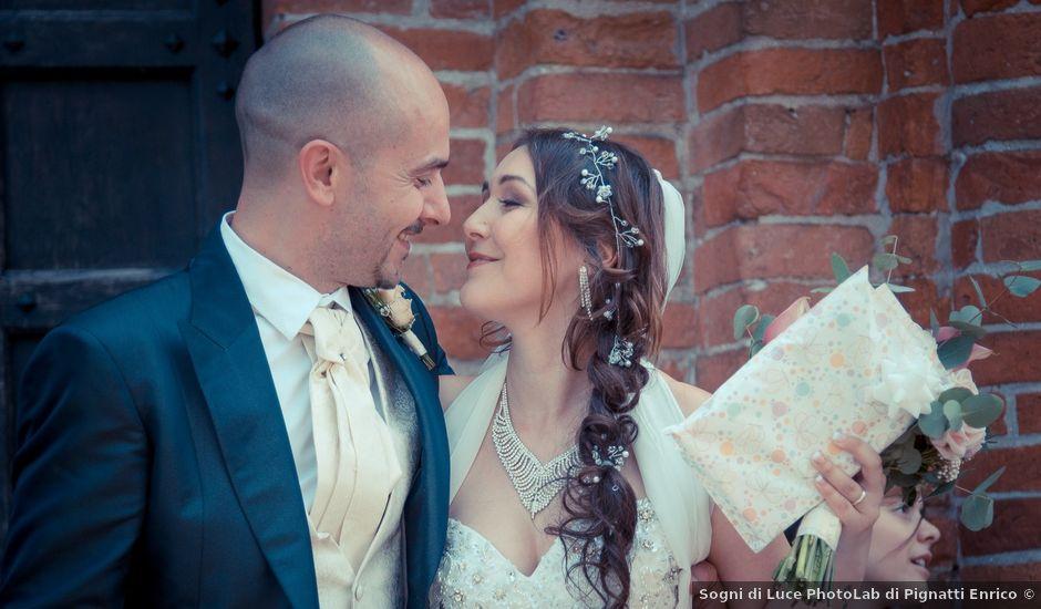 Il matrimonio di David e Silvia a Campogalliano, Modena