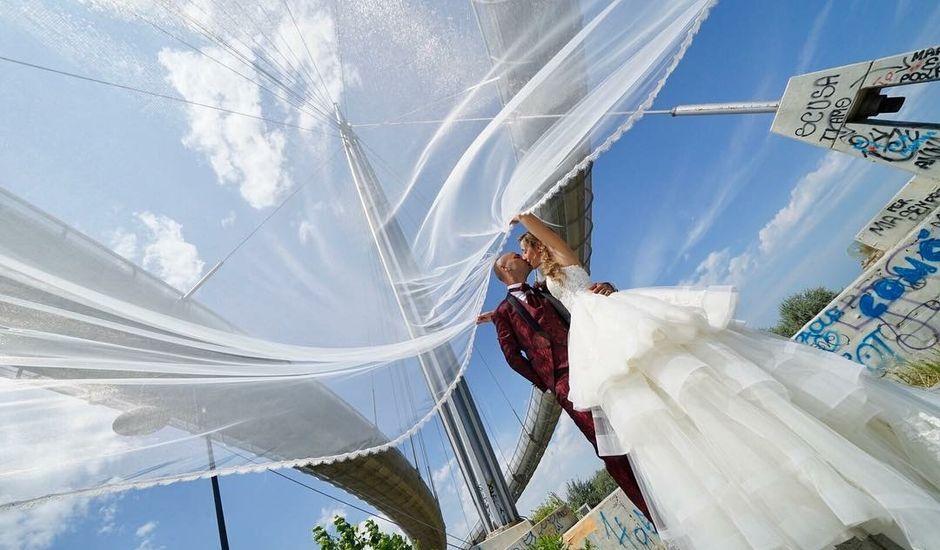 Il matrimonio di Cristian e Cinzia  a Spoltore, Pescara