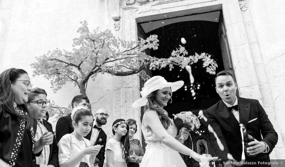Il matrimonio di Francesco e Myrhiam a Pozzallo, Ragusa