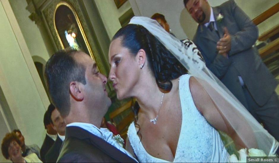 Il matrimonio di Paolo e Elisabetta a Campi Bisenzio, Firenze