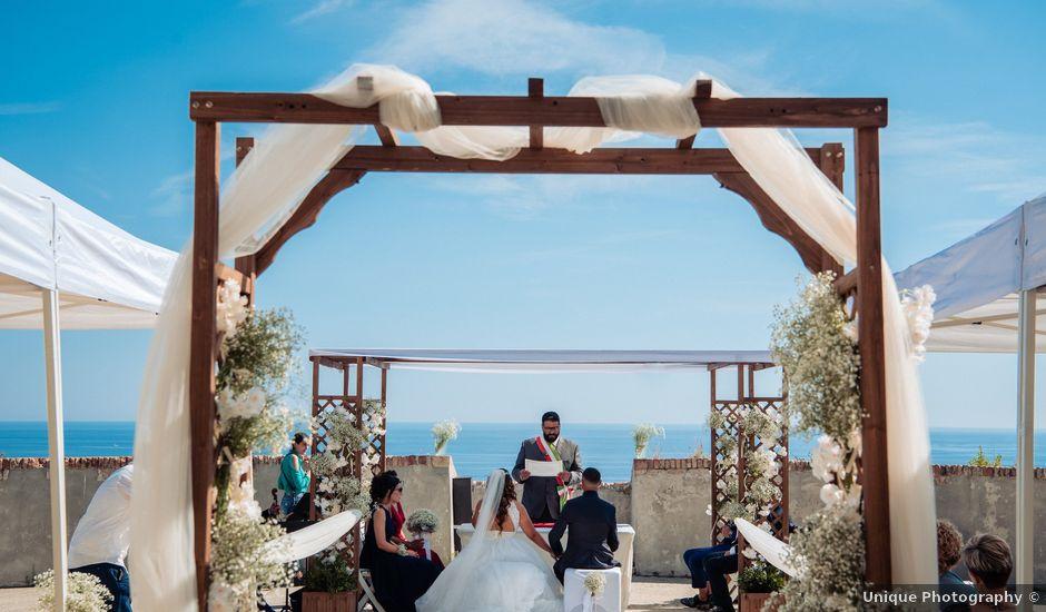 Il matrimonio di Stefano e Vanessa a Ventimiglia, Imperia