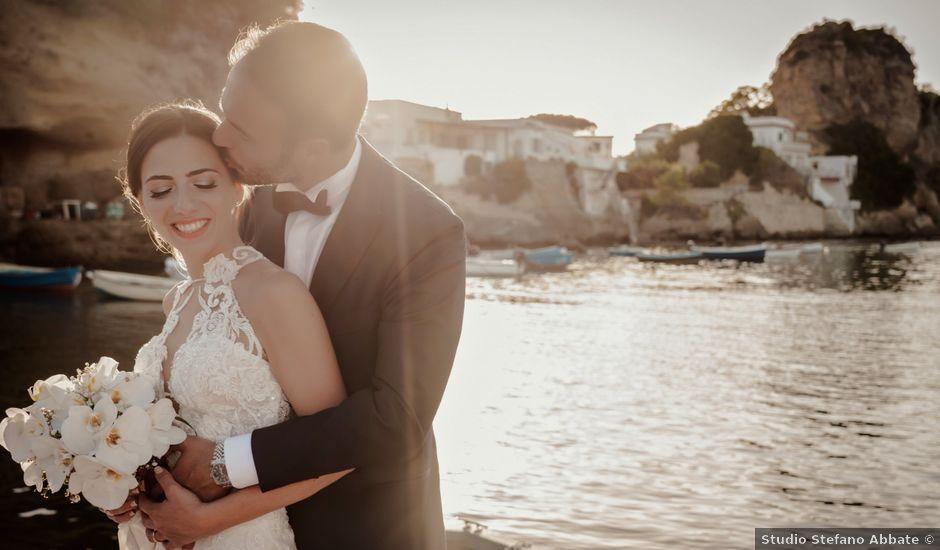 Il matrimonio di Luisa e Antonio a Bacoli, Napoli