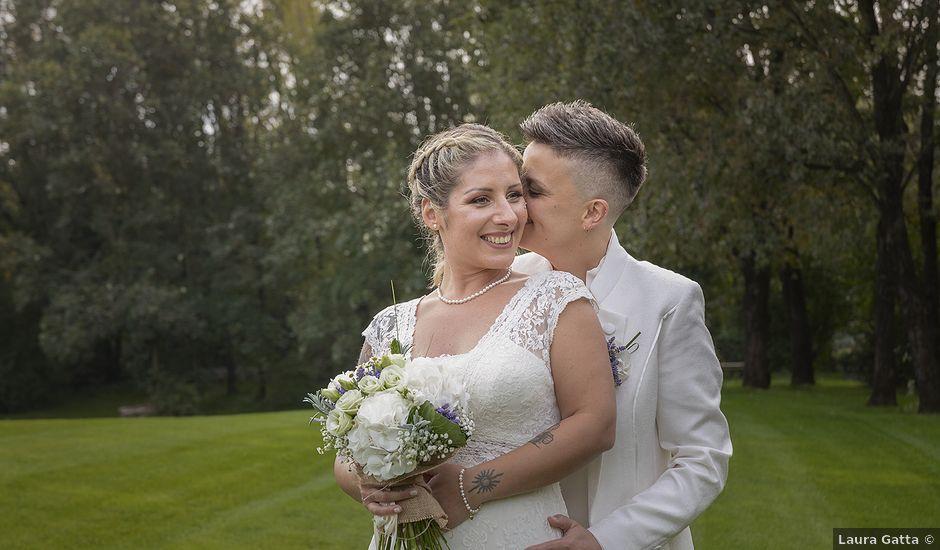 Il matrimonio di Michlea e Paola a Montichiari, Brescia