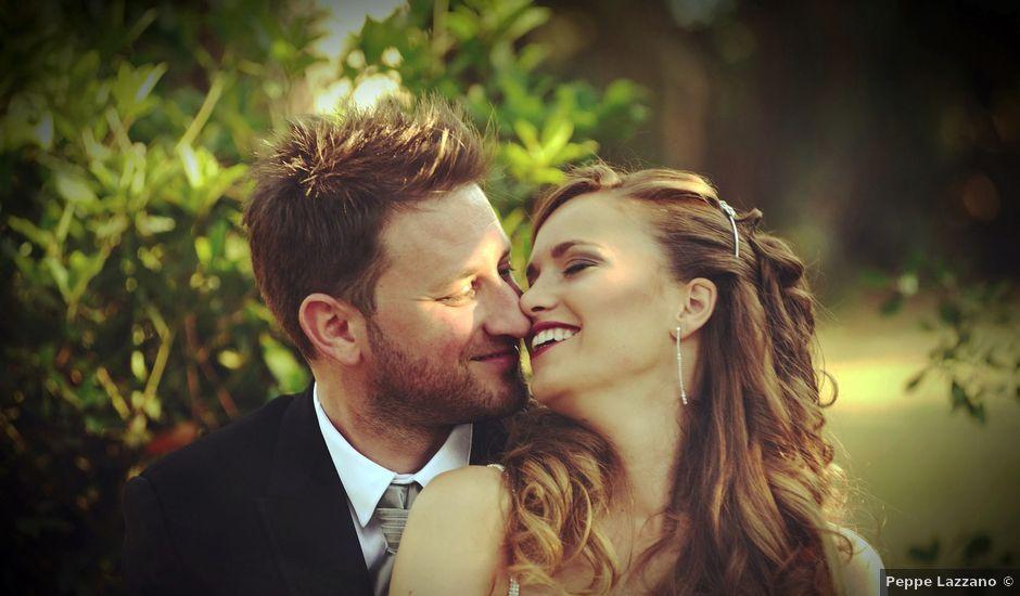Il matrimonio di Silvia e Alberto a Agrigento, Agrigento