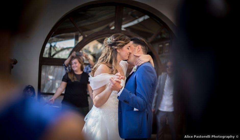 Il matrimonio di Alessandro e Lara a Firenze, Firenze