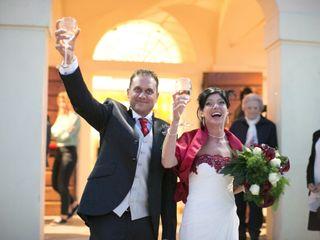 Le nozze di Tania e Giancarlo