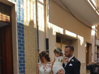 Le nozze di Alexandra  e Gianpiero 1