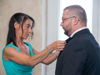 Le nozze di Costanza e Luca 1