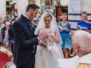 le nozze di Ludovica e Carlo 3