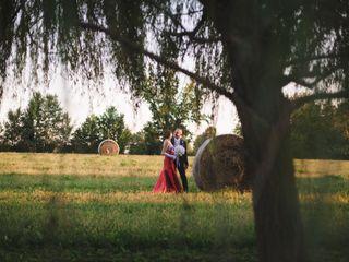Le nozze di Isabella e Sauro